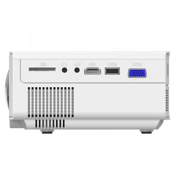Проектор LED Multimedis M-450 (USB / SD / HDMI / AV / VGA)