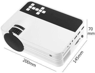 Проектор LED Project UB10P (Android / WI-FI / TV / USB / SD / HDMI / VGA)