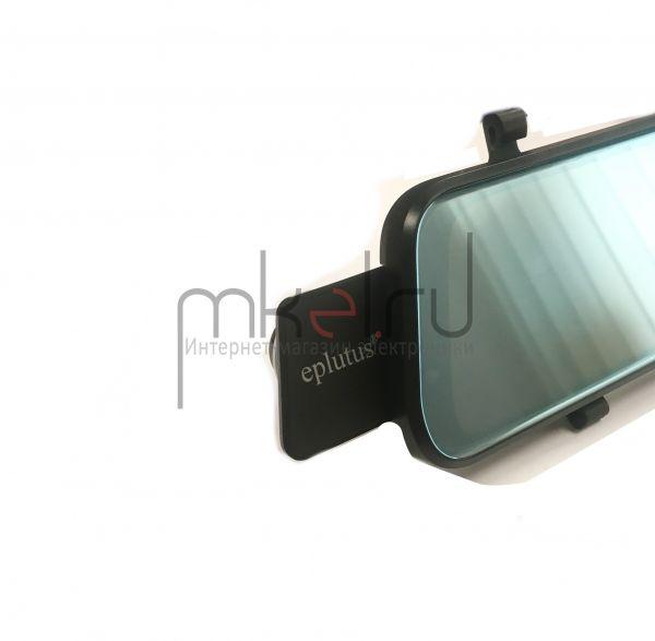Автомобильный видеорегистратор в виде зеркала с 2-мя камерами Eplutus D85