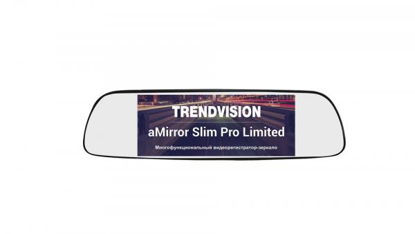 Автомобильный Видеорегистратор TrendVision aMirror Slim Pro Limited