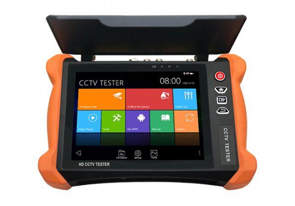 Тестер для настройки видеонаблюдения AVT IPTEST X9 ALL