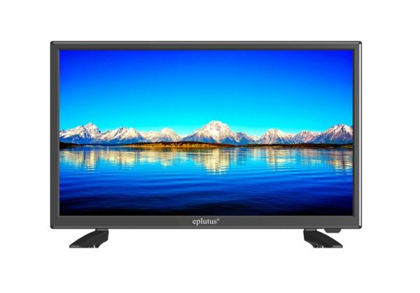 "Цифровой телевизор Eplutus EP-220T DVB-T2/DVB-C 22"""