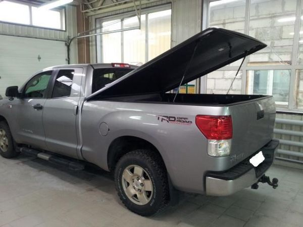 Пластиковая крышка KRAMCO Toyota Tundra II 6.5