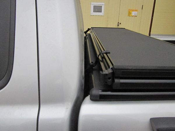 Жесткая трехсекционная крышка KRAMCO Ford Ranger II / Mazda BT-50