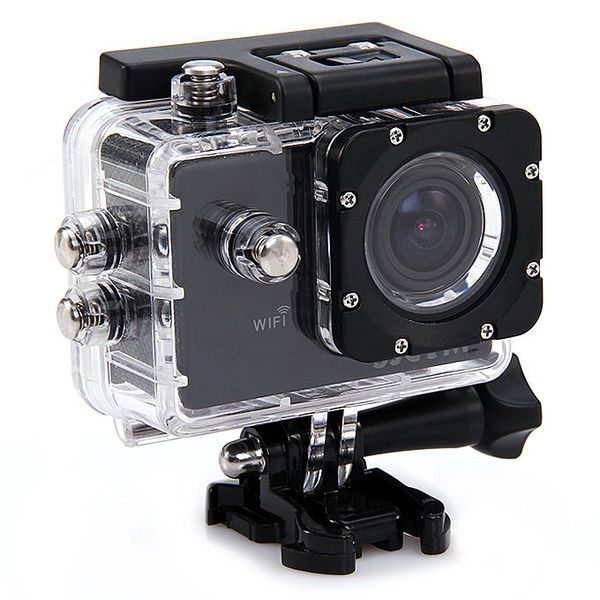 Экшн камера Sports 12 WiFi FullHD