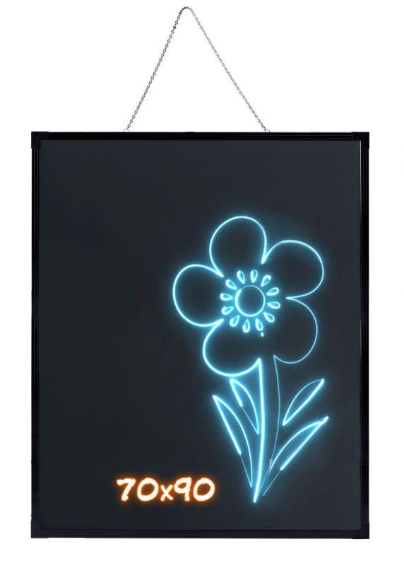 LED доска 70x90 см