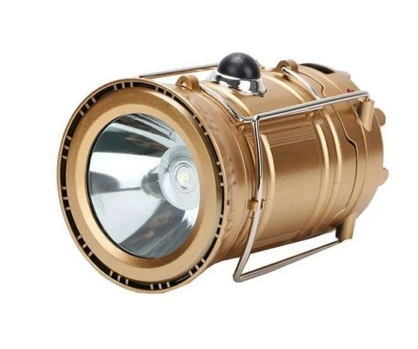 Кемпинговый фонарь CREE LED MH-5900T Gold