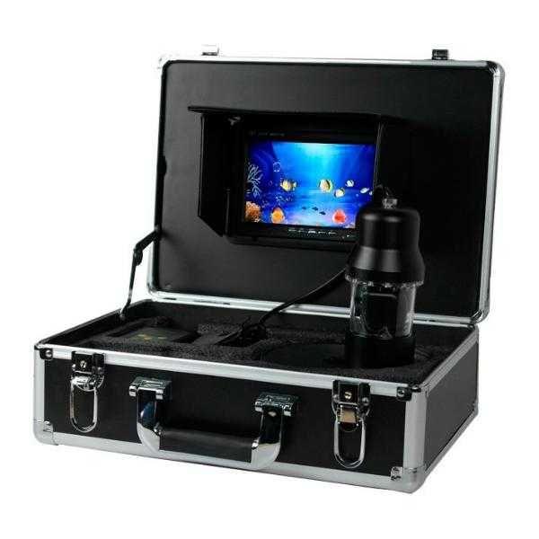 Камера для рыбалки и подводного наблюдения AVT ALL-ROUND-R 20