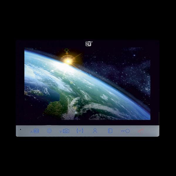 Монитор видеодомофона ST-M201/7 (S/SD) ЧЕРНЫЙ