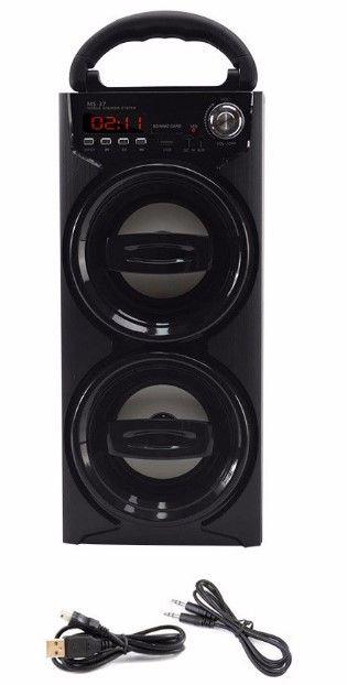Акустическая система Bluetooth Speaker MS-37BT