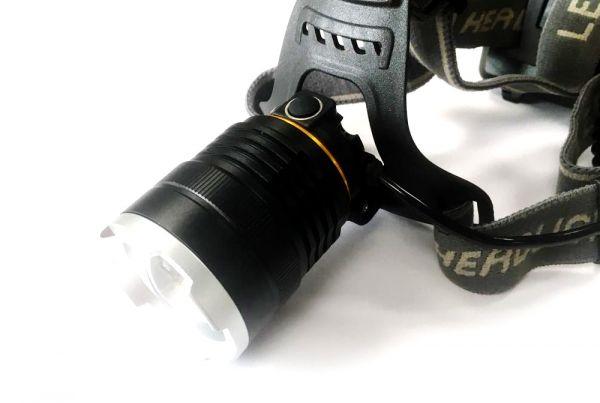 Налобный фонарь Огонь POLICE HT-771-P50
