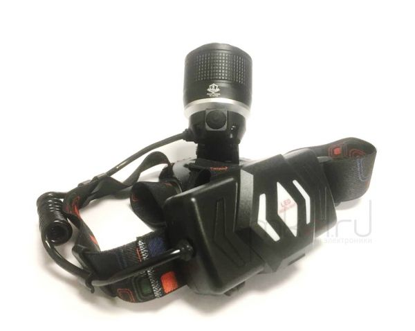 Налобный фонарик XAHTEK POLICE HL-33-P50
