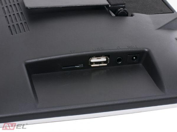 """Навесной монитор 10,1"""" на подголовник AVS0990MPP"""