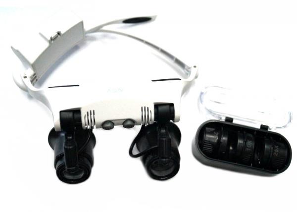 Бинокулярные очки (очки-лупа) NGY 9892G-3A
