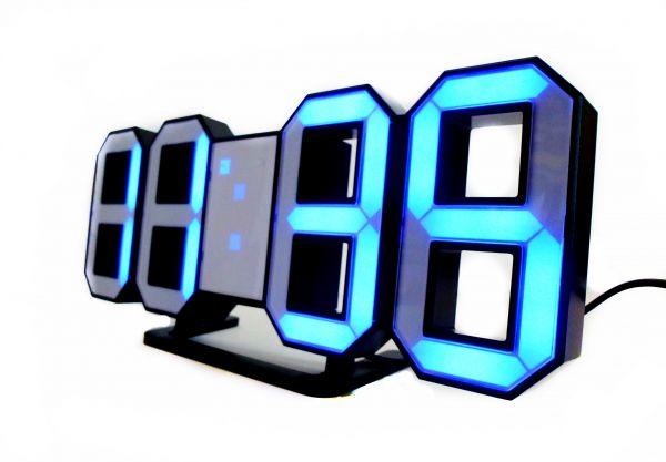 "Светодиодный часы-будильник PERFEO ""LUMINOUS"" PF-663"
