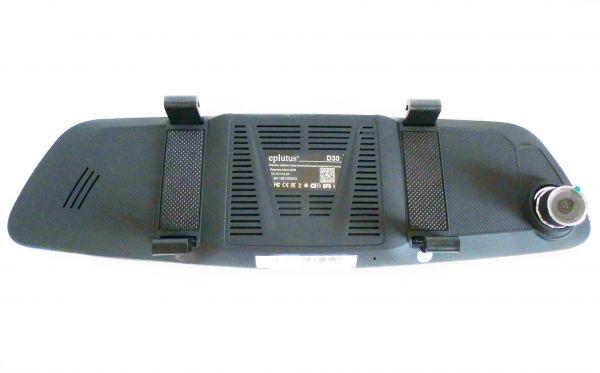 Автомобильный видеорегистратор Eplutus D30 на Android с поддержкой 2G/3G и GPS