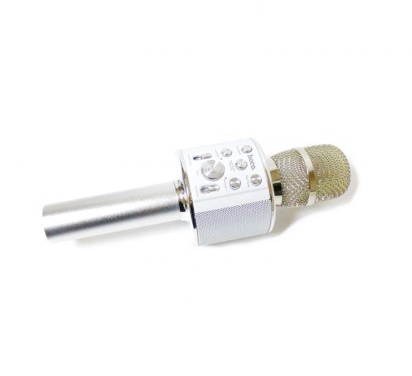 Bluetooth микрофон-караоке со встроенными динамиками Hoco BK3
