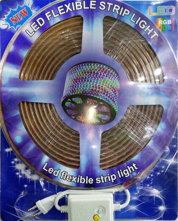 Светодиодная лента Led Flexible (RGB) 10 метров