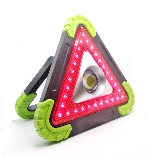Прожектор фонарь аварийный знак JING XIN JX-6606