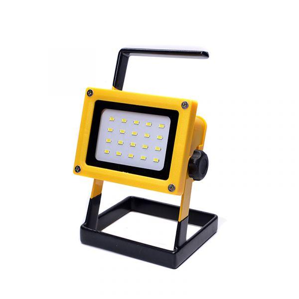 Прожектор светодиодный АКБ YYC-203 100W