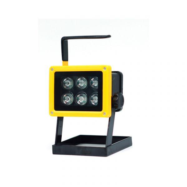 Прожектор светодиодный АКБ YYC-205 100W