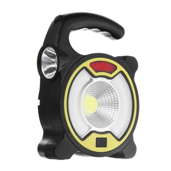 Прожектор светодиодный LED переносной YYC-339