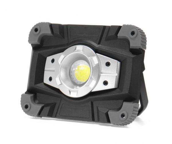 Прожектор светодиодный LED переносной YYC-701
