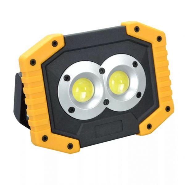 Прожектор светодиодный LED переносной YYC-802