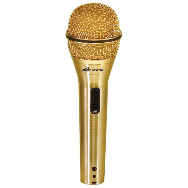 Динамический кардиоидный вокальный микрофон Peavey PVI 2G XLR MIC