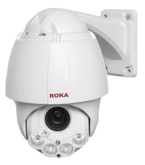 Уличная поворотная PTZ камера ROKA R-3130