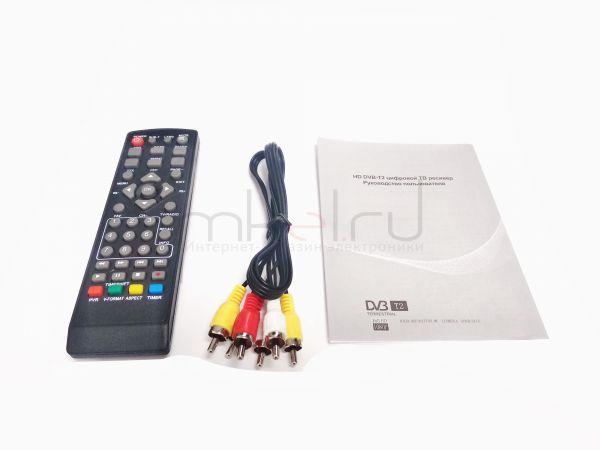 Ресивер DVB-T2/ DVB-С Cukur 5K