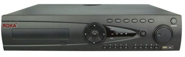 Гибридный видеорегистратор ROKA R- HDVR-232 V2