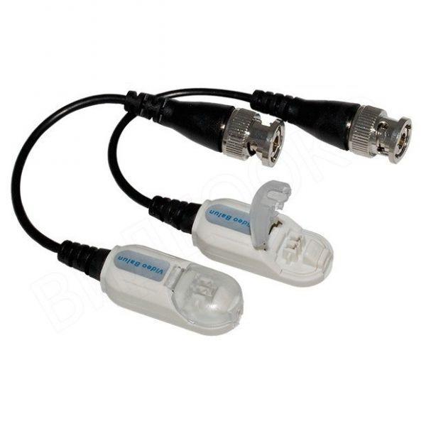 Балун - пассивный одноканальный приемопередатчик видеосигнала ROKA R-PRT02