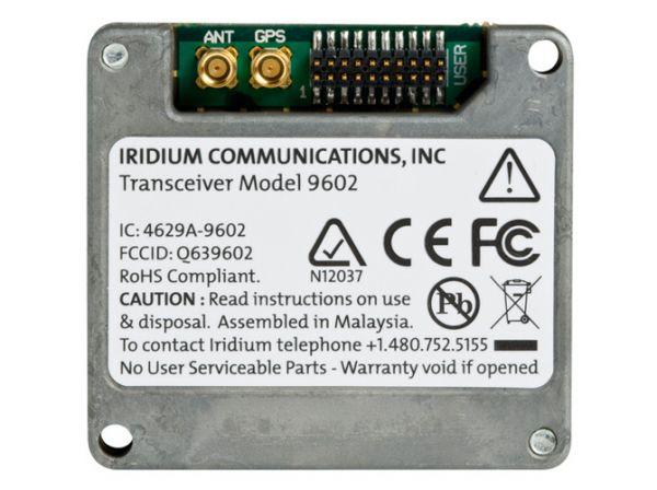 Спутниковый модем Iridium SBD 9602