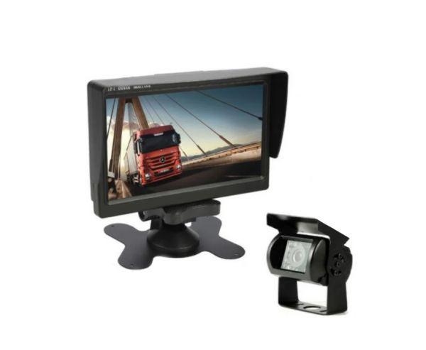 """Комплект монитор 7"""" + камера заднего вида CX-6606 Проводной"""