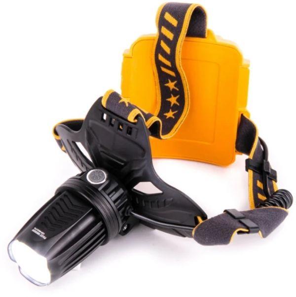Налобный фонарь High Power HeadLamp YYC-W643-P90 USB