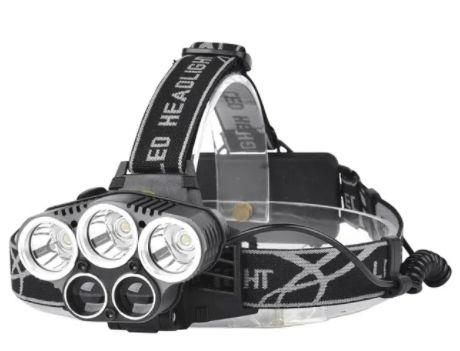 Налобный фонарь HeadLamp FA-K85-T6