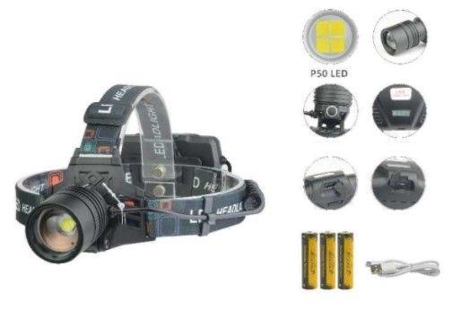 Налобный фонарь HT-723-P50