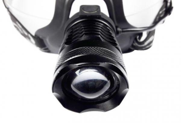 Налобный фонарь HT-803-P50