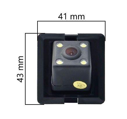 Камера заднего вида AVIS AVS112CPR 096 Toyota