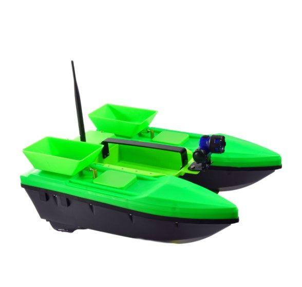 Прикормочный кораблик Телтос 3 + эхолот Lucky FF 718 Li-CD