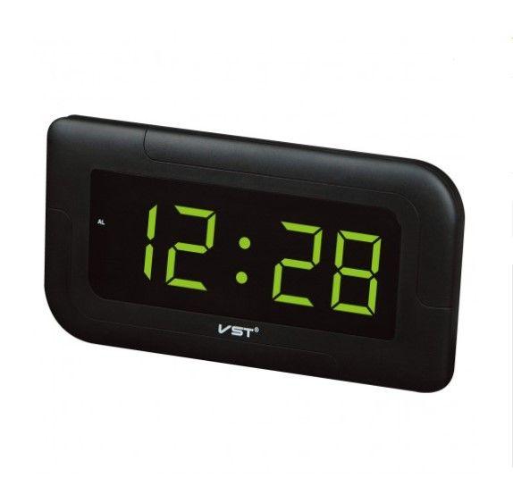 Электронные часы VST 739-4 (зеленый)