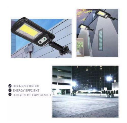 Светодиодный уличный фонарь с датчиком движения Solar Light YG-1459