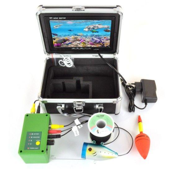 Подводная камера для рыбалки Teltos Кейс 15