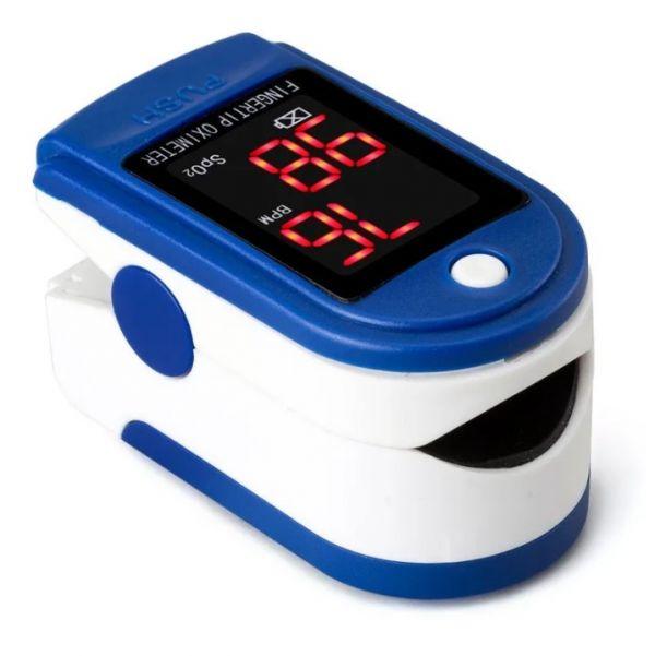 Пульсометр оксиметр на палец Pulse Oximeter SP-01