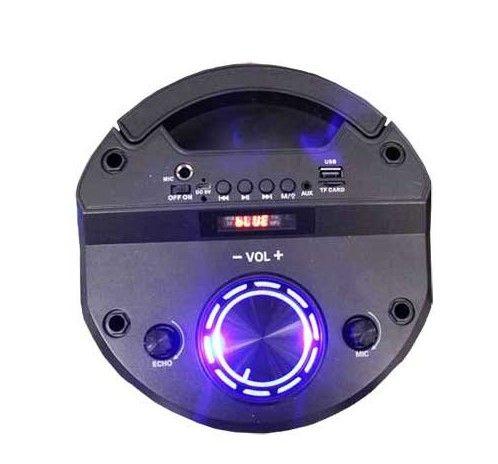 Портативная колонка BT Speaker ZQS-6208 BT/USB/TF/AUX/FM/MIC
