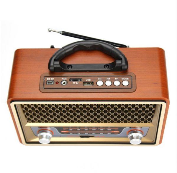 Радиоприемник Meier M-157BT