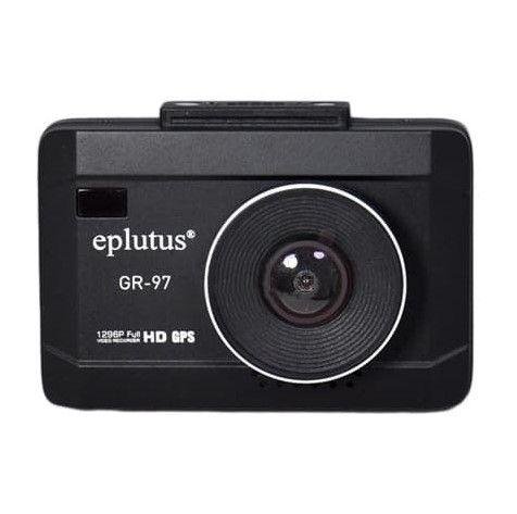 Автомобильный видеорегистратор Eplutus GR-97 Full HD с радар-детектором и GPS