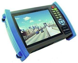 Тестовый (сервисный) монитор для проверки камер IPTEST 8600 CTA-ALL