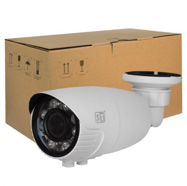 Видеокамера ST-187 IP HOME POE STARLIGHT H.265 (ВЕРСИЯ 2)